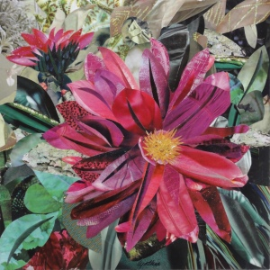 """Dahlia, the Valley Flower"" (Sold)"