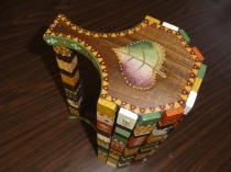 Fall Basket (end and side view)
