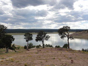 Bluewater Lake State Park, NM